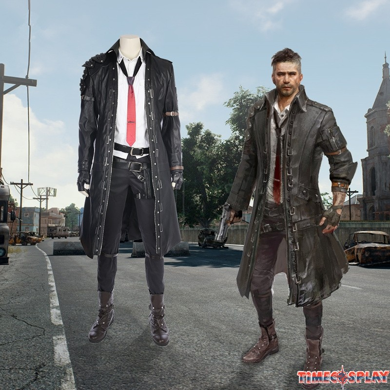 Hot Game PUBG Cosplay Costume PLAYERUNKNOWNS BATTLEGROUNDS Costume