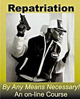 Ras Ariel's Repatriation Course 101 [Online] November 20, 2011