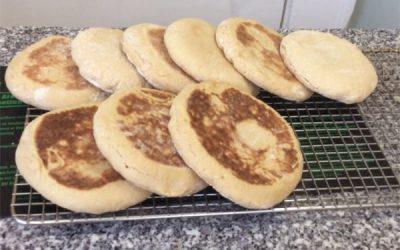 100% Whole Wheat Pita Bread