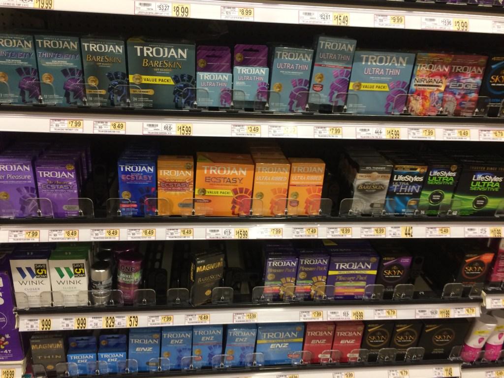 Condoms on Covidapolis
