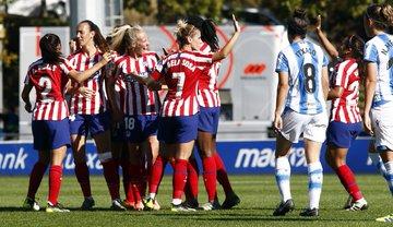 Gol de Ángela Sosa/@atletifemenino
