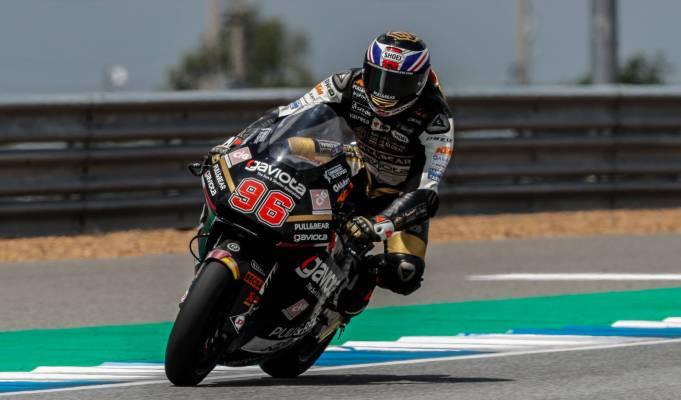 Jake Dixon en el GP de Tailandia