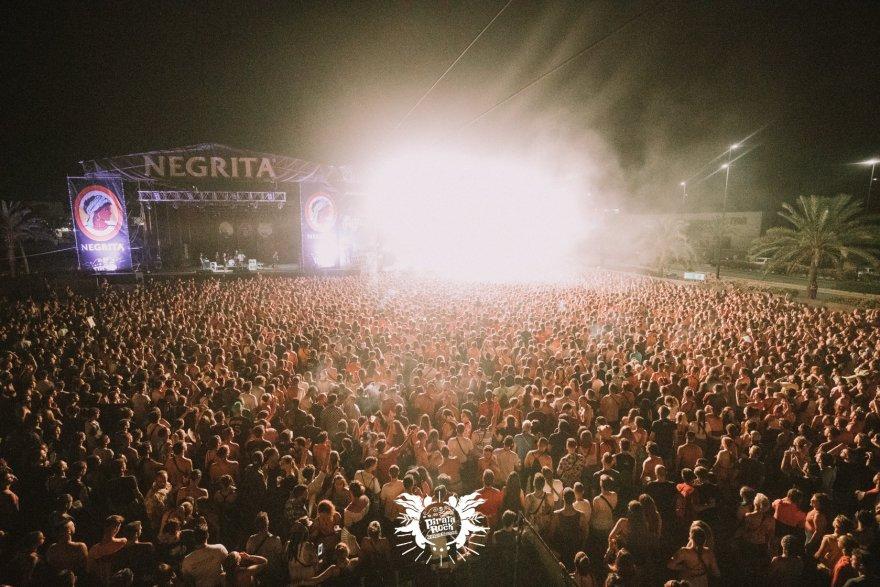 Pirata Rock Festival. Fuente: Instagram oficial de Pirata Rock Festival