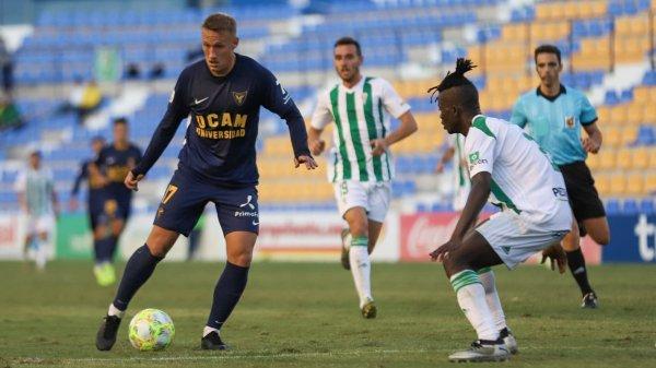 El club murciano muy superior en todo el encuentro Fuente:@UCAMMurciaCF