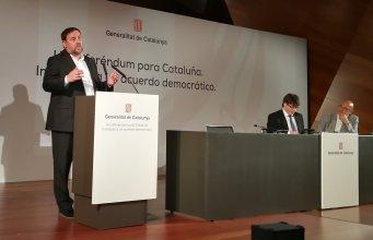 Abogacía del Estado Junqueras posesión eurodiputado