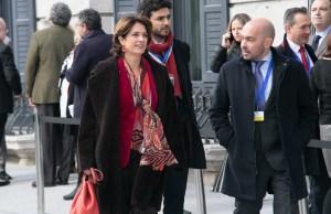 Dolores Delgado fiscal general del Estado