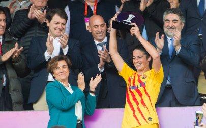 Marta Torrejón, MVP de la Supercopa de España – TIMEJUST