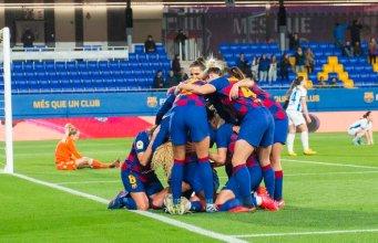 Fuente: Twitter FCBarcelona Femenino