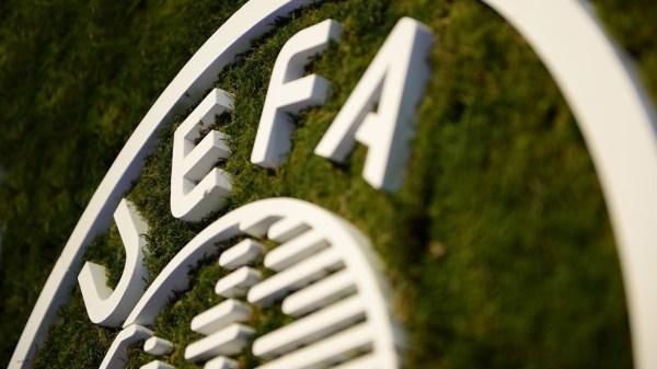 Logo de la UEFA