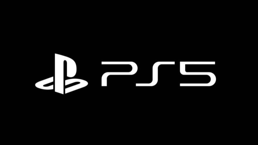 El logo de la nueva PlayStation 5, presentado a comienzos de año.