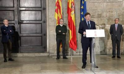 La Generalitat Valenciana destinará 33 millones de euros para trabajadores afectados por la crisis del coronavirus - Generalitat Valenciana