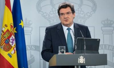 Jose Luis Escrivá. Ministro de Inclusión, Seguridad Social y Migraciones