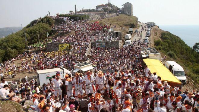 Festas do Monte 2019. Fuente: Tursimo galicia