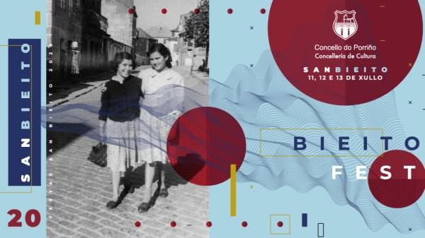 Cartel de las Festas de San Bieito 2020 // http://ecultura.net/