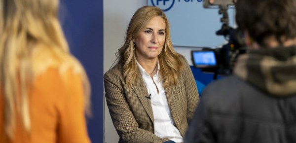 Ana Beltrán, vicepresidenta de Organización del PP