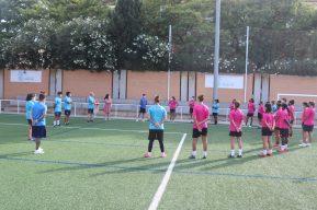 El Sporting de Huelva 2020/2021 echa a andar con los primeros entrenamientos | Fotografía: Sporting de Huelva