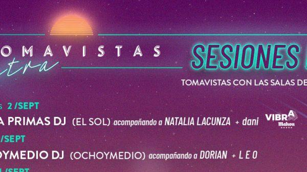 Cartel Tomavistas DJS