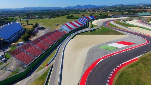 El circuito de San Marino