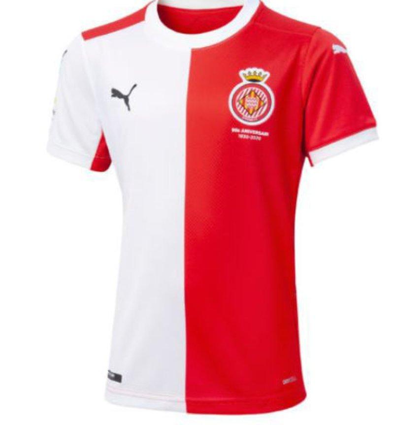 Nueva equipación Girona FC 20/21