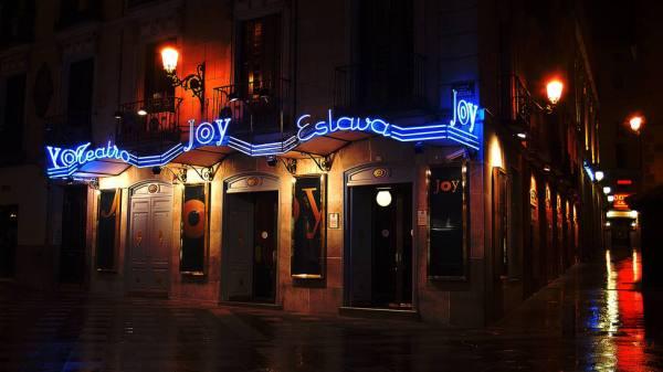 Sala Joy Eslava Madrid. Fuente: Cope