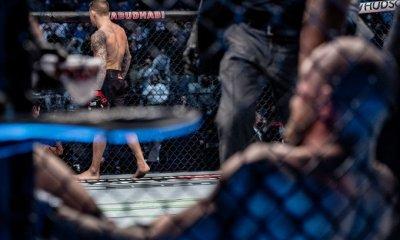 Poirier tumba a McGregor   @UFC