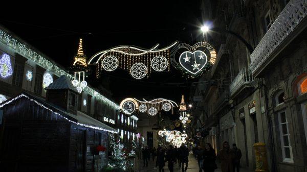 luces vigo navidad