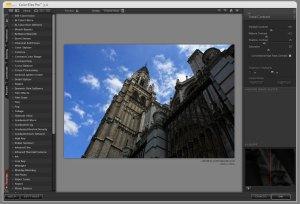 Color Efex Pro en acción (Click para ampliar)