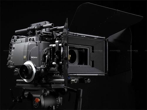Proyección 4K con Sony F65