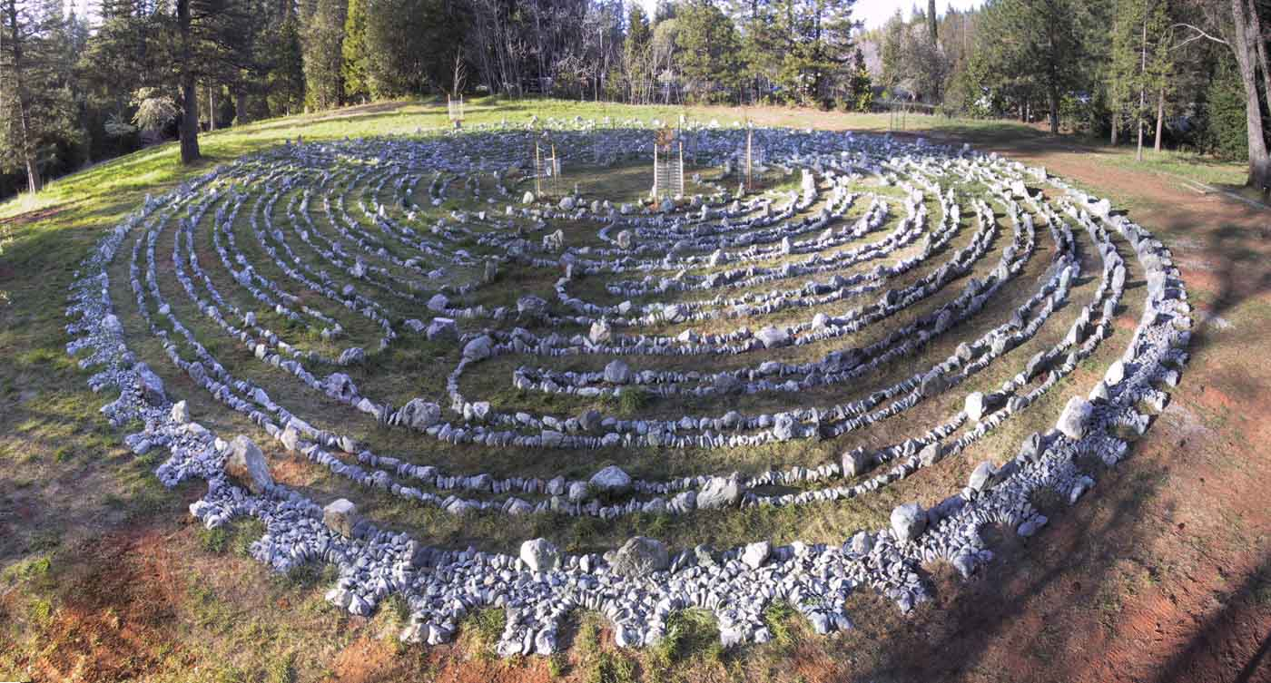 Abode of Peace Labyrinth