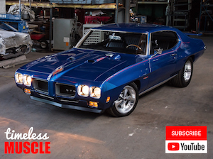 Timeless Muscle Magazine | Bringing Classic Muscle into the 21st Century