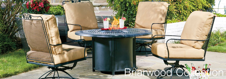 briarwood outdoor furniture collection