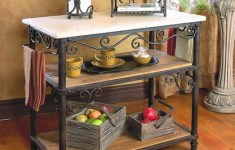 25 Cool Iron Kitchen That Will Make You Want Them