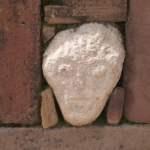 Tiwanaku, Bolivia Skull