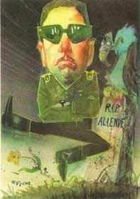 Friendly Dictator --  Augusto Pinochet