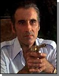 Christopher Lee -- a modern master of horror!