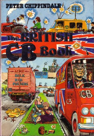 steve bell's cover to the british cb book 1981
