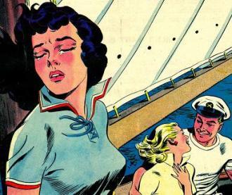 Never Trust A Sailor