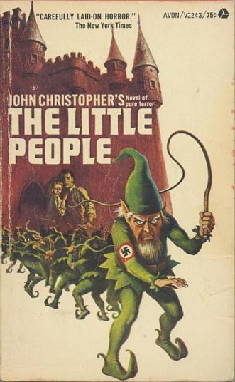 EVIL NAZI LEPRECHAUNS WITH WHIPS!