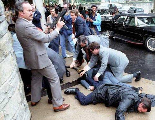 Reagan Assasination Attempt