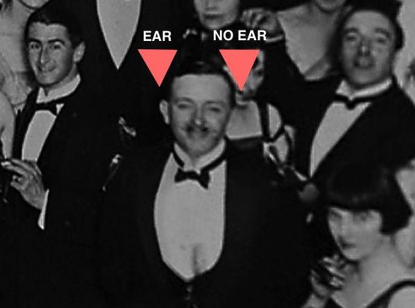 Kubrick - Ear, No Ear.