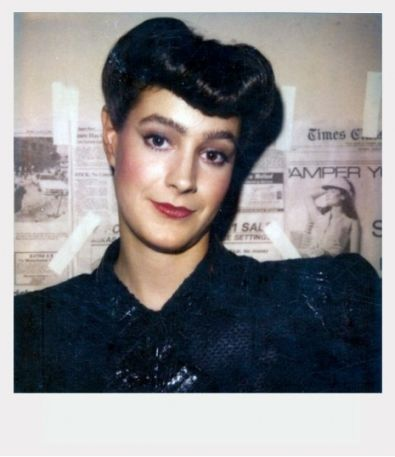 Sean Young's Blade Runner Polaroids