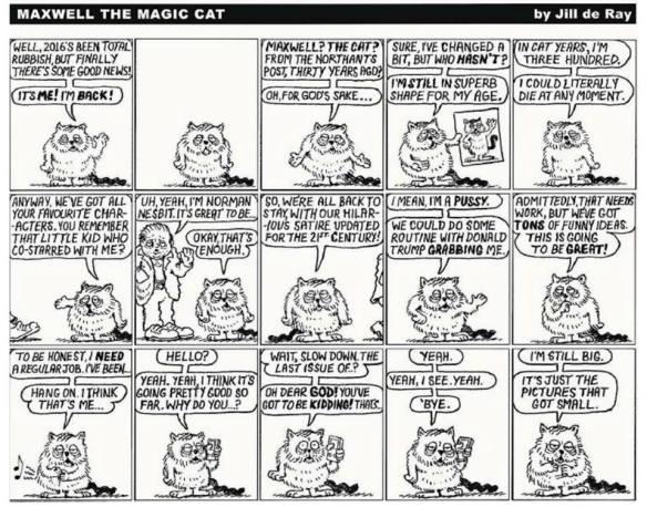 Maxwell the Magic Cat - Final Episode