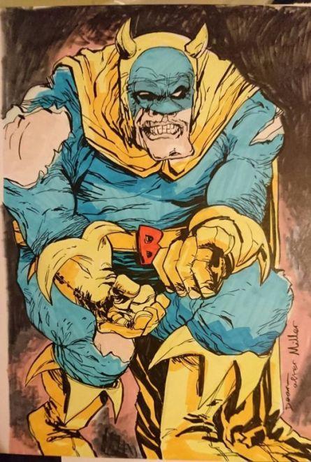 Frank Miller Bananaman