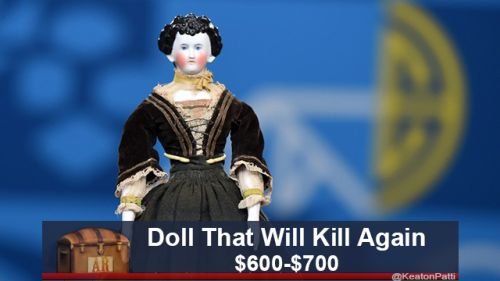 doll that will kill again