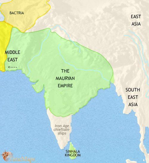 Haridwar and Uttarakhand Under control of Mauryan Empire | history of Haridwar Uttarakhand