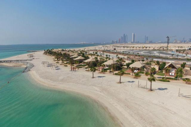 Beach camping site and heritage walk to open at Al Hudayriat Island Abu Dhabi