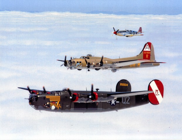 Wings Of Freedom Tour 2020.Wings Of Freedom World War Ii Fighter Planes Bombers To