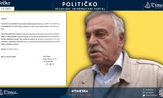 "Ismet Dedeić sutra organizuje Press konferenciju povodom policijske akcije ""SISTEM""!"
