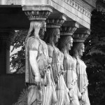 Caryatids Acropolis
