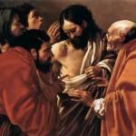 776 - Hendrick ter Brugghen - The Incredulity of Saint Thomas